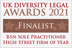 Diversity Award Finalist - Michael Herford