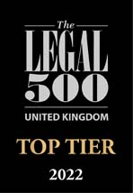 Recommended Lawyer Legal 500